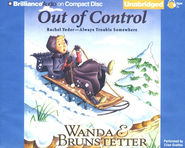 #3: Out of Control Unabridged Audiobook on CD  -     Narrated By: Ellen Grafton     By: Wanda E. Brunstetter