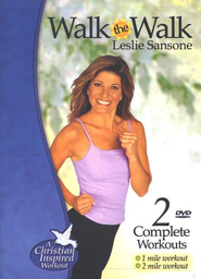 Walk the Walk: 1 & 2 Mile Workouts, DVD   -     By: Leslie Sansone