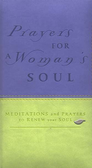 Prayers for a Woman's Soul Deluxe  -