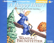 Happy Heart, A Unabridged CD  -              Narrated By: Ellen Grafton                   By: Wanda E. Brunstetter