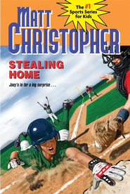 Stealing Home - eBook  -     By: Matt Christopher