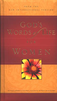 God's Words of Life for Women  -