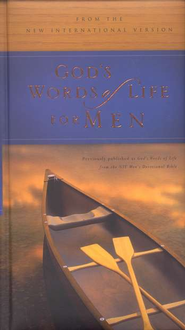 God's Words of Life for Men  -