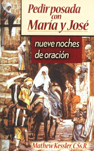 Pedir posada con Maria y Jos&#233, Traveling with Mary and Joseph  -