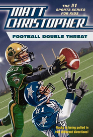 Football Double Threat - eBook  -     By: Matt Christopher