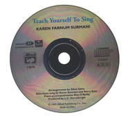 Teach Yourself to Sing, Enhanced CD   -              By: Karen Farnum Surmani