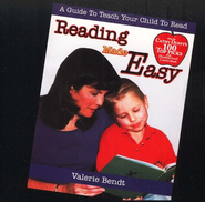 Reading Made Easy: A Guide to Teach Your Child to Read CD  -     By: Valerie Bendt