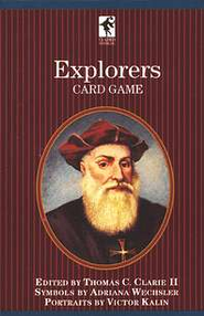 Explorers Card Game   -