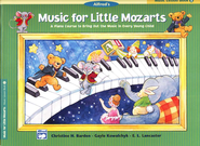 Music for Little Mozarts, Music Lesson Book 2   -     By: Christine H. Barden