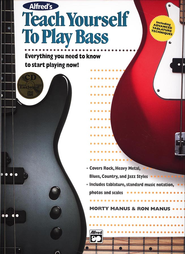 Teach Yourself To Play Bass, Book & CD   -