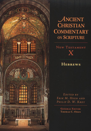 Hebrews: Ancient Christian Commentary on Scripture [ACCS]  -     Edited By: Erik M. Heen, Philip D.W. Krey, Thomas C. Oden     By: Erik M. Heen & Philip D.W. Krey, eds.