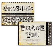Thank You Gratitude Boxed Notes  -