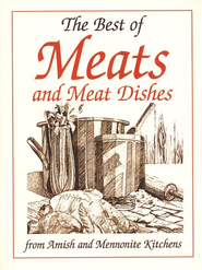 Mini Cookbook Collection-Best of Meats  -     By: Phillis Pellman Good