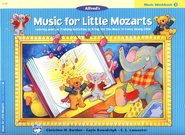 Music for Little Mozarts, Music Workbook, Book 3   -     By: Christine H. Barden