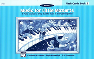 Music for Little Mozarts, Flash Cards for Book 3   -     By: Christine H. Barden