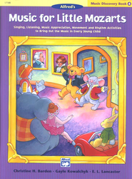 Music for Little Mozarts, Music Discovery Book 4   -     By: Christine H. Barden