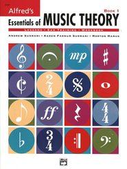 Essentials of Music Theory, Book 1   -     By: Andrew Surmani