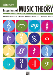 Essentials of Music Theory, Book 3   -     By: Andrew Surmani