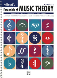 Essentials of Music Theory, Books 1-3   -     By: Andrew Surmani