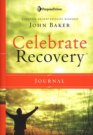 Celebrate Recovery Journal  -