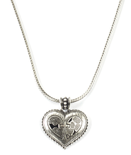 Grace Heart Necklace  -
