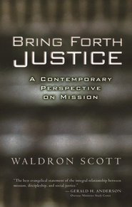 Bring Forth Justice  -     By: Waldron Scott