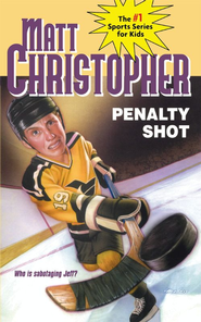 Penalty Shot - eBook  -     By: Matt Christopher
