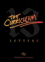 13 Letters: The Curriculum (Student Notebook with/CD)   -              By: 13 Letters