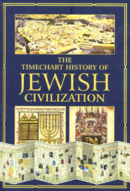 The Timechart History of Jewish Civilization  -     Edited By: Chartwell Books