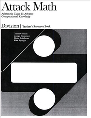 Division Teacher Resource Book  -