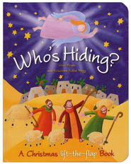 Who's Hiding?: A Christmas Lift-The-Flap Book  -     By: Vicki Howie, Krisztina Kallai Nagy
