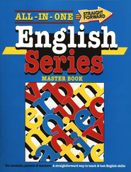 Straight Forward English Series All-in-One Master Book   -     By: S. Harold Collins