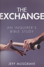 The Exchange   -     By: Jeff Musgrave