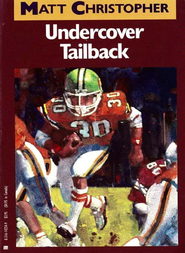 Undercover Tailback - eBook  -     By: Matt Christopher