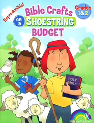 Bible Crafts on a Shoestring Budget, Grades 1-2   -