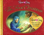 The First Christmas: Record a Story Soundbook - Slightly Imperfect  -
