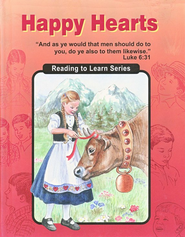 Happy Hearts Reader, Grade 2, Book 2   -