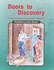 Doors To Discovery Reader, Grade 3   -