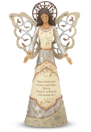 Angel de la Guarda, Guardian Angel Figurine   -