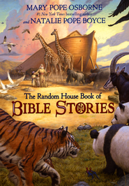 The Random House Book of Bible Stories  -     By: Mary Pope Osborne