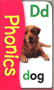 Phonics Pocket Flash Cards   -