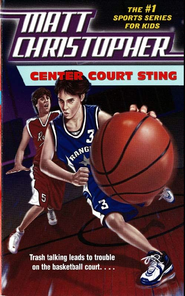 Center Court Sting - eBook  -     By: Matt Christopher