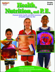 Health, Nutrition, and P.E., Grades PreK-K   -