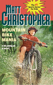 Mountain Bike Mania - eBook  -     By: Matt Christopher