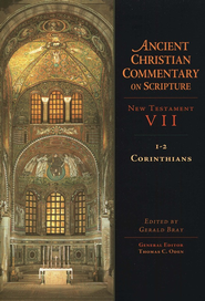 1-2 Corinthians: Ancient Christian Commentary on Scripture [ACCS]  -     Edited By: Gerald Bray, Thomas C. Oden