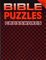 Bible Puzzles Crosswords  -     By: Rainbow Publishers