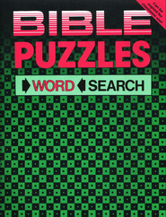 Word Search Bible Puzzles  -     By: Rainbow Publishers