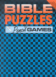 Bible Puzzles Pencil Games  -     By: Rainbow Publishers