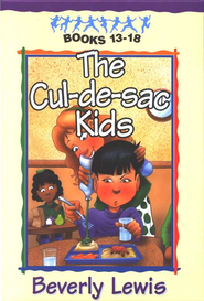Cul-de-Sac Kids Series, Volumes 13-18   -     By: Beverly Lewis