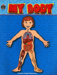 My Body, Grades 1 to 4  -     By: Rachelle Cracchiolo